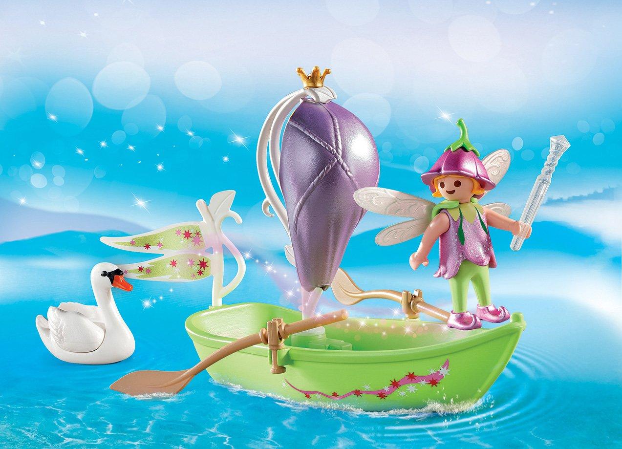 Купить Игровой набор – Возьми с собой: Лодка феи, Playmobil