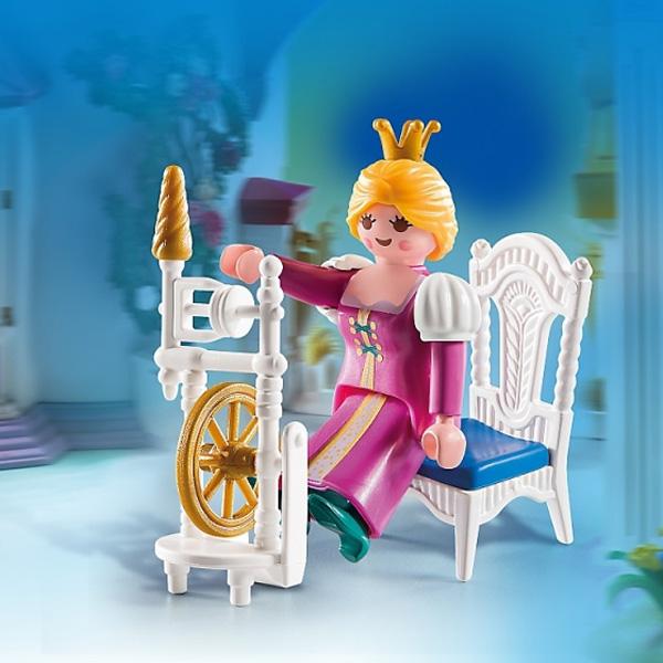 Экстра-набор - Принцесса с прялкойПринцессы и Феи<br>Экстра-набор - Принцесса с прялкой<br>