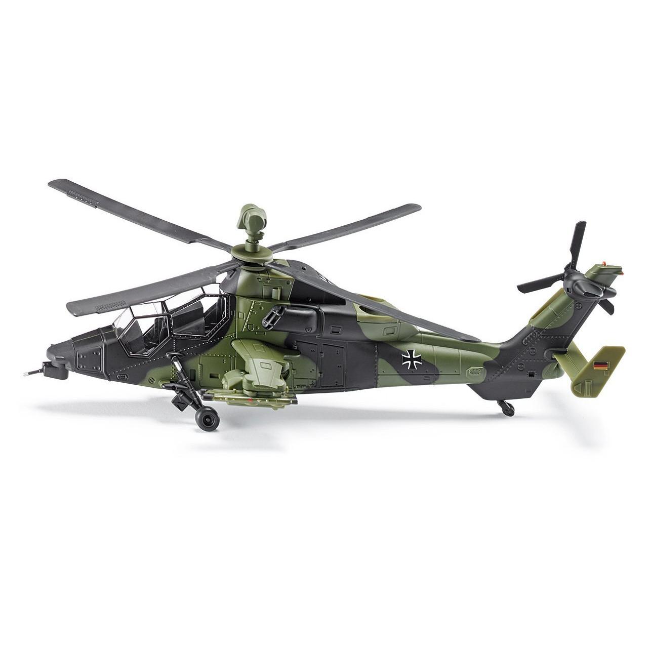 Купить Игрушечная модель - Вертолет военный, 1:50, Siku