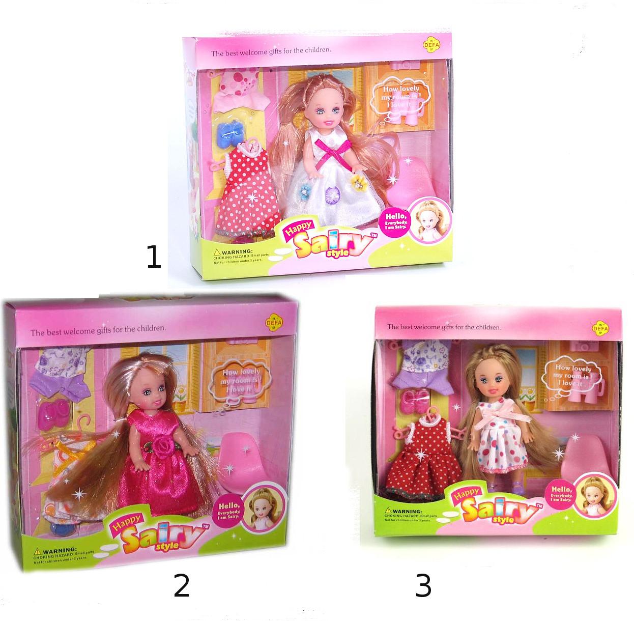 Кукла Сайри в наборе с аксессуарамиКуклы Defa Lucy<br>Кукла Сайри в наборе с аксессуарами<br>