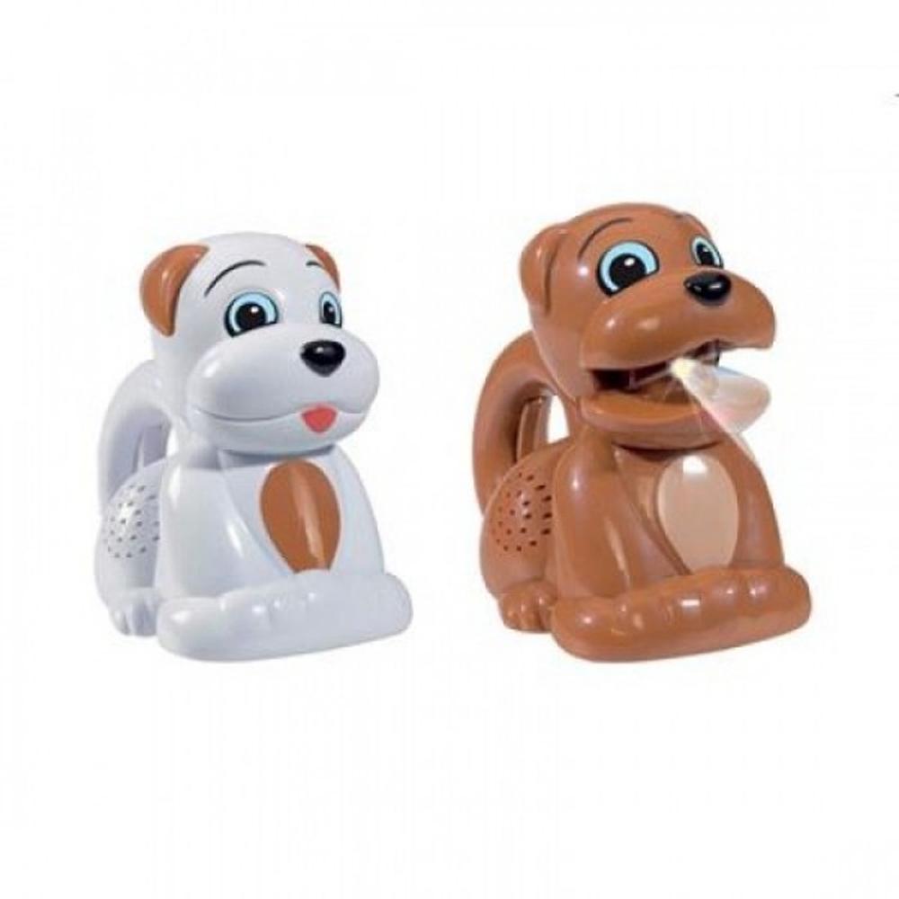 Собачка-фонарик со звуком, 9,5 смМузыкальные ночники и проекторы<br>Собачка-фонарик со звуком, 9,5 см<br>