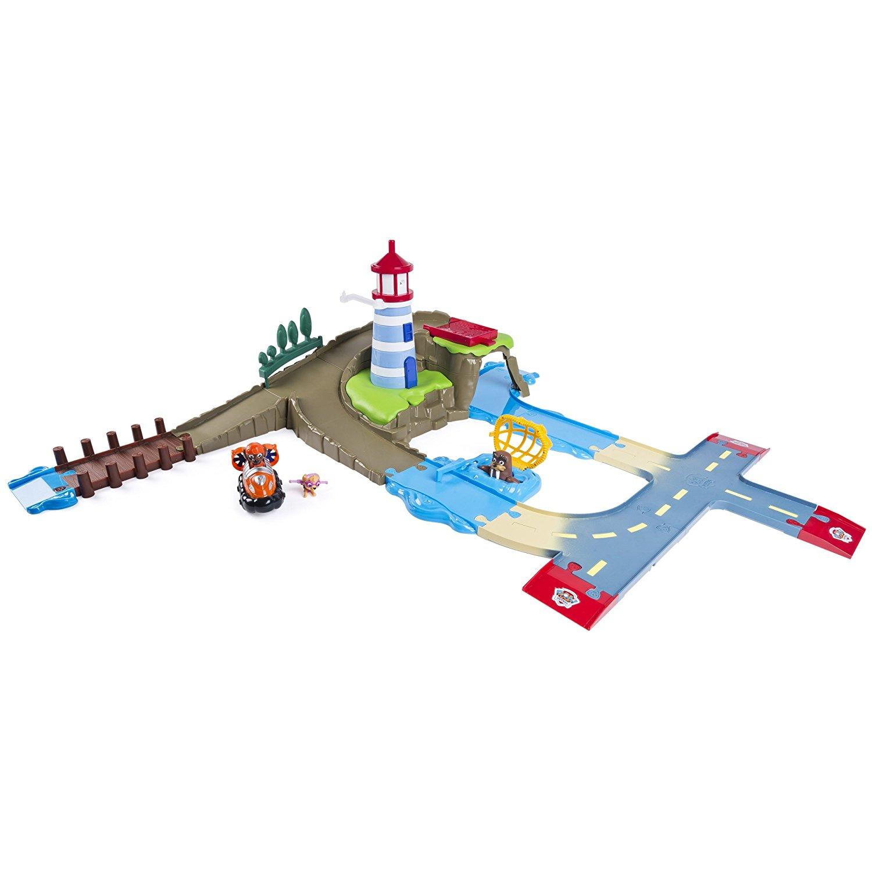 Игровой набор Paw Patrol - Маяк с трекомАвтотреки и авторалли<br>Игровой набор Paw Patrol - Маяк с треком<br>