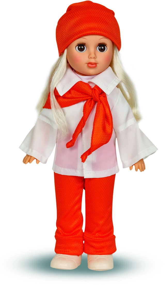 Кукла Алла 2, высотой 35 смРусские куклы фабрики Весна<br>Кукла Алла 2, высотой 35 см<br>
