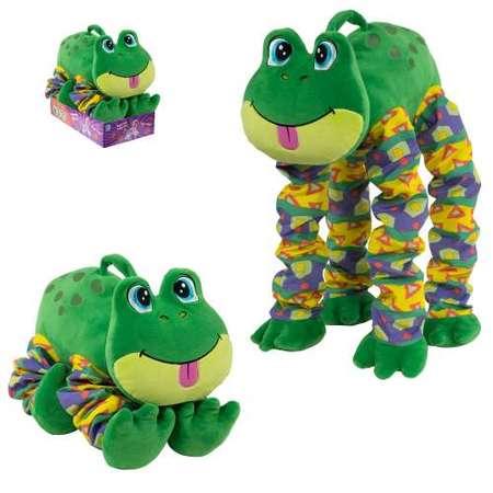 Мягкая игрушка Пружиножки – Лягушка