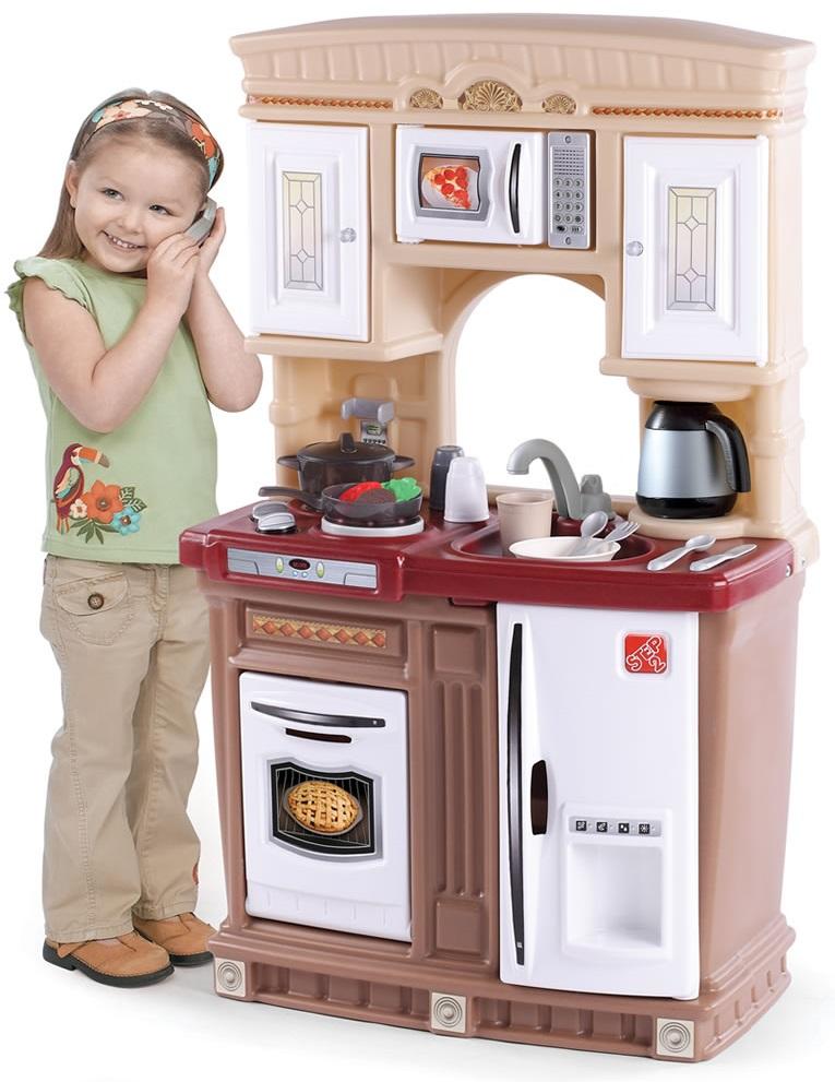 Кухня Step 2 - СвежестьДетские игровые кухни<br>Кухня Step 2 - Свежесть<br>