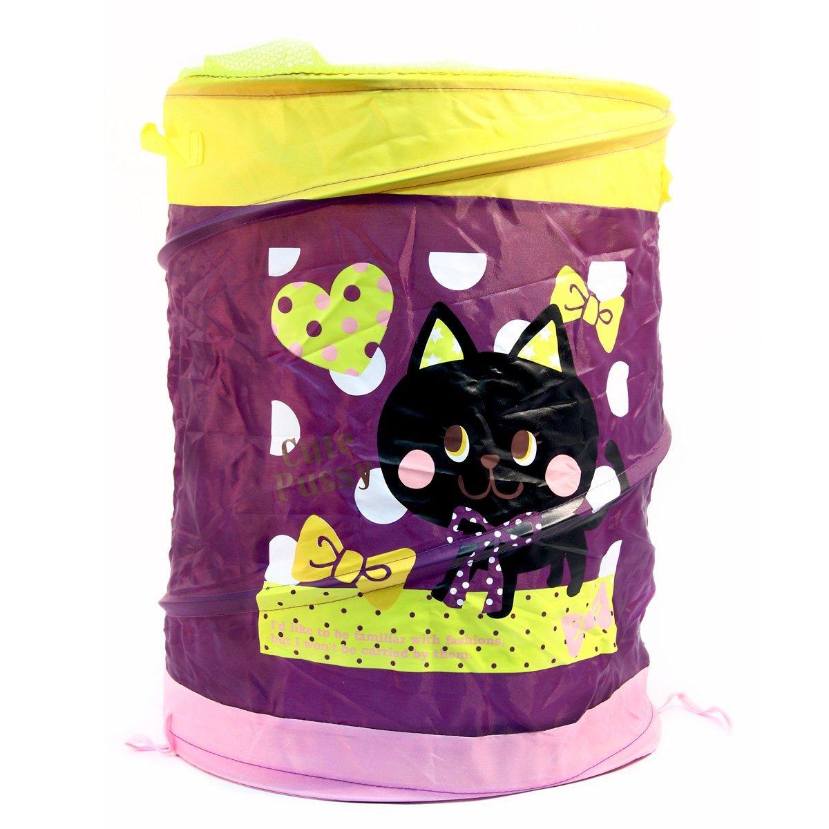 Корзина Кошка, 38х45 смКорзины для игрушек<br>Корзина Кошка, 38х45 см<br>