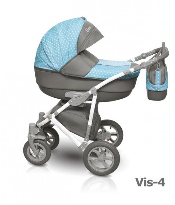 Детская коляска Camarelo Vision 2 в 1, цвет - Vis_4Детские коляски 2 в 1<br>Детская коляска Camarelo Vision 2 в 1, цвет - Vis_4<br>