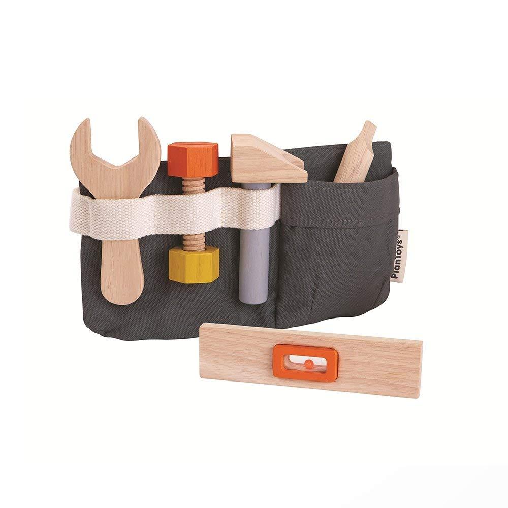 Купить Игровой набор деревянный – Инструменты, Plan Toys