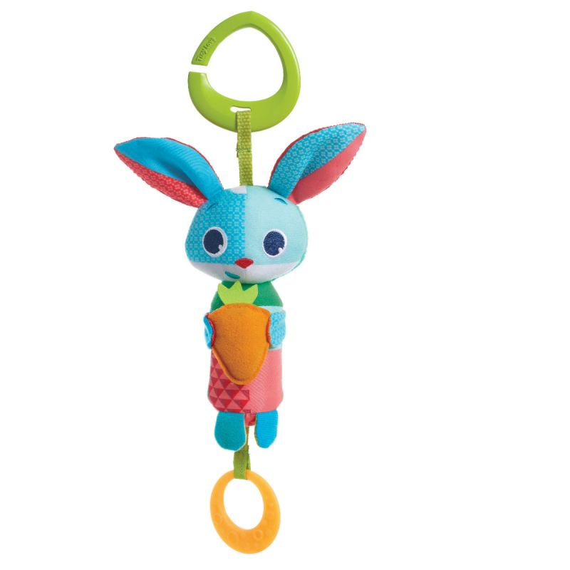Купить Игрушка-колокольчик - Зайчик, Tiny Love