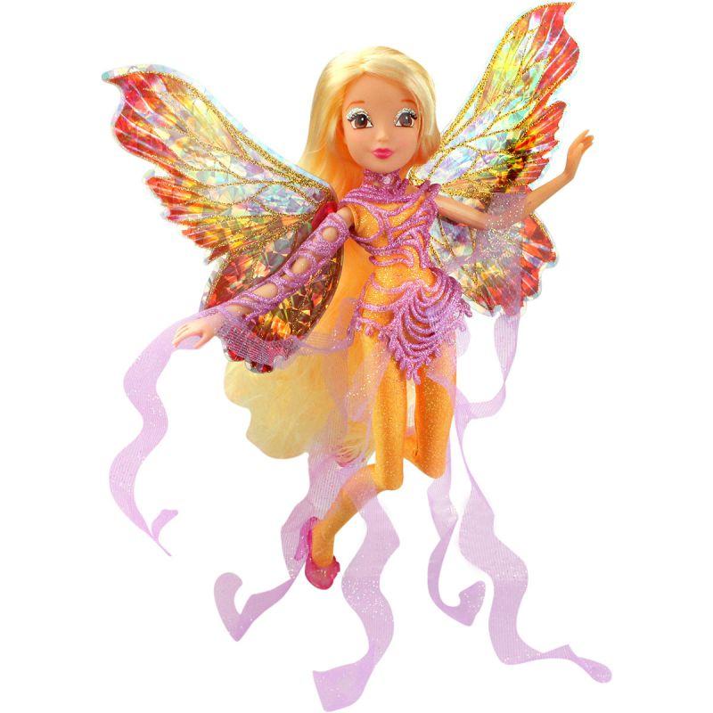 Кукла из серии Wow Дримикс – СтеллаКуклы Винкс (Winx)<br>Кукла из серии Wow Дримикс – Стелла<br>