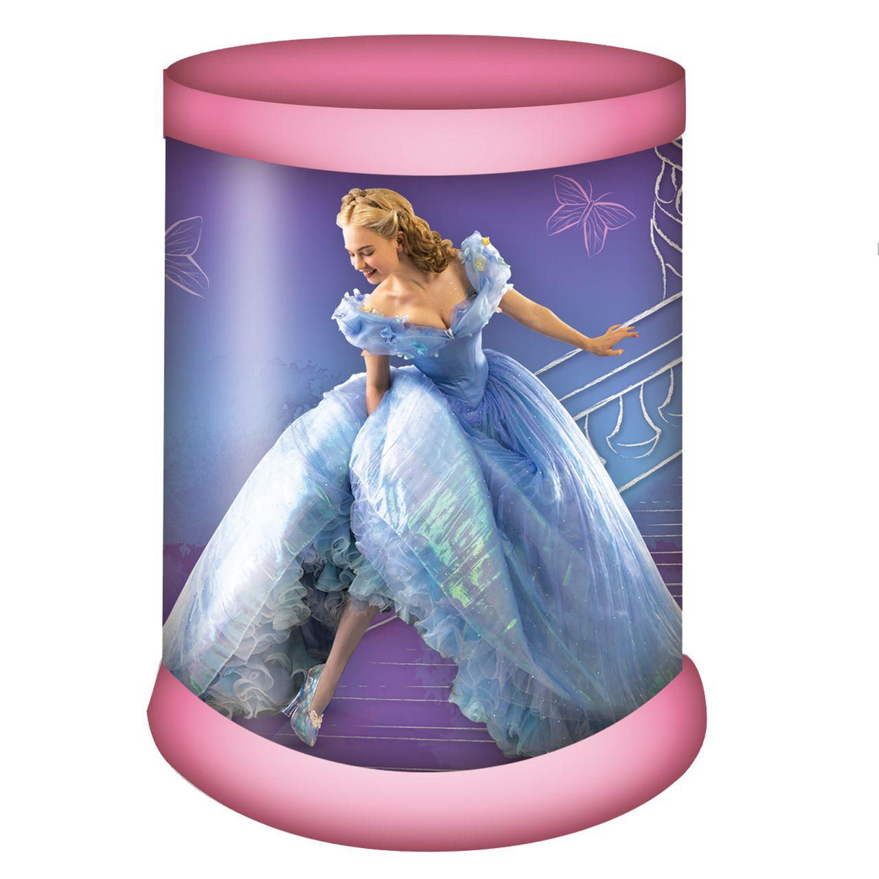 Сборный стакан для канцелярских принадлежностей Disney ЗолушкаПеналы<br>Сборный стакан для канцелярских принадлежностей Disney Золушка<br>
