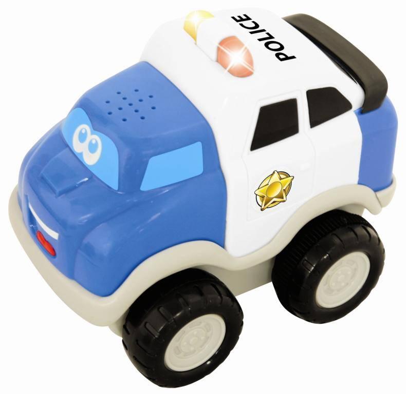 Полицейский автомобильРазвивающие игрушки KIDDIELAND<br>Полицейский автомобиль<br>