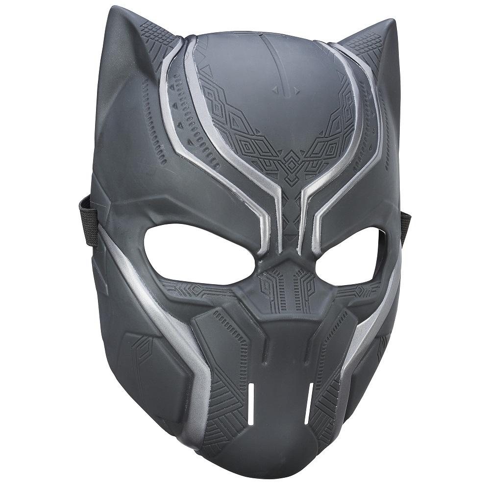 Маска из серии Marvel Первый мститель: Противостояние  Черная Пантера - Герои MARVEL, артикул: 154871