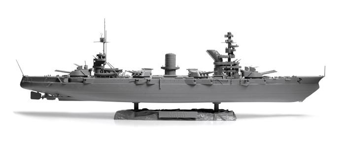 Модель сборная. Советский линкор МаратМодели кораблей для склеивания<br>Модель сборная. Советский линкор Марат<br>