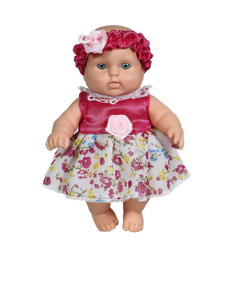 Кукла Карапуз 13, девочка, 20 смРусские куклы фабрики Весна<br>Кукла Карапуз 13, девочка, 20 см<br>