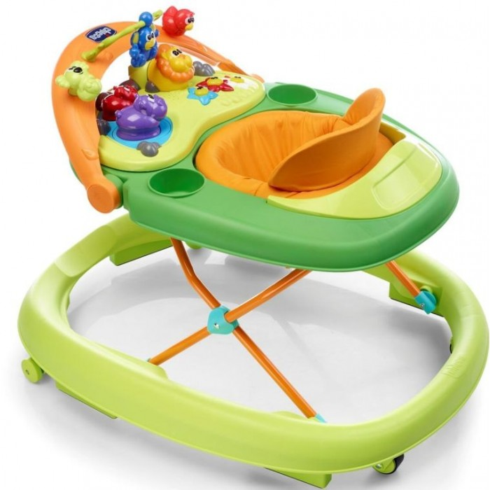 Ходунки из серии Walky Talky Baby Walker, цвет Green WaveХодунки<br>Ходунки из серии Walky Talky Baby Walker, цвет Green Wave<br>
