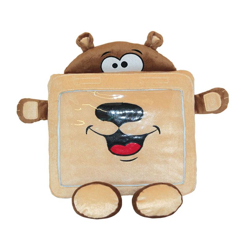 Чехол-игрушка для планшета МишкаРазное<br>Чехол-игрушка для планшета Мишка<br>