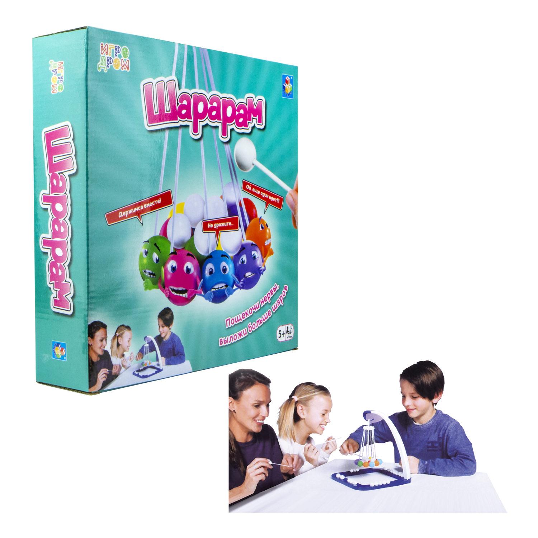 Купить Настольная игра Игродром - Шарарам, 1TOY