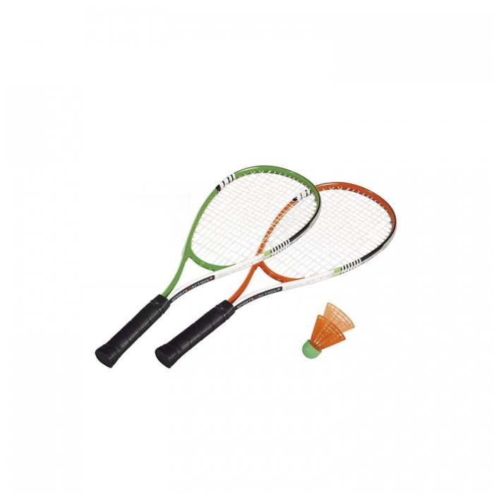 Турбо-бадминтон – 2 мячика и 2 ракеткиБаскетбол, бадминтон, теннис<br>Турбо-бадминтон – 2 мячика и 2 ракетки<br>