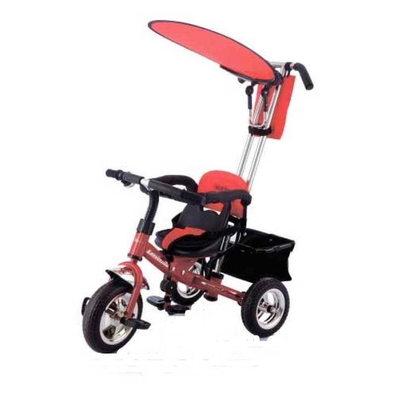 Трехколесный велосипед Jetem Lexus Trike Next Generation – красныйВелосипеды детские<br>Трехколесный велосипед Jetem Lexus Trike Next Generation – красный<br>