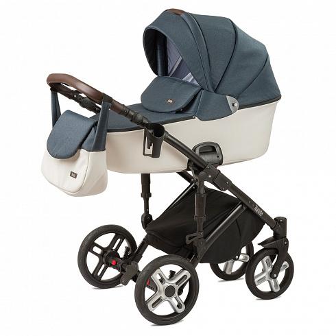 Купить Детская коляска Nuovita Carro Sport 2 в 1, Marino bianco/Морской белый
