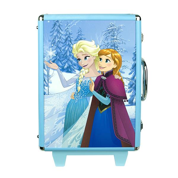 Купить Набор детской декоративной косметики в дорожном чемодане из серии Frozen, Markwins