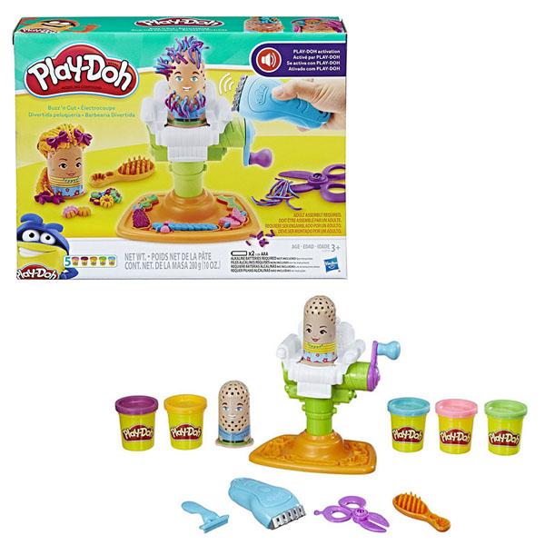 Набор для творчества из серии Play-doh - Сумасшедший Парикмахер