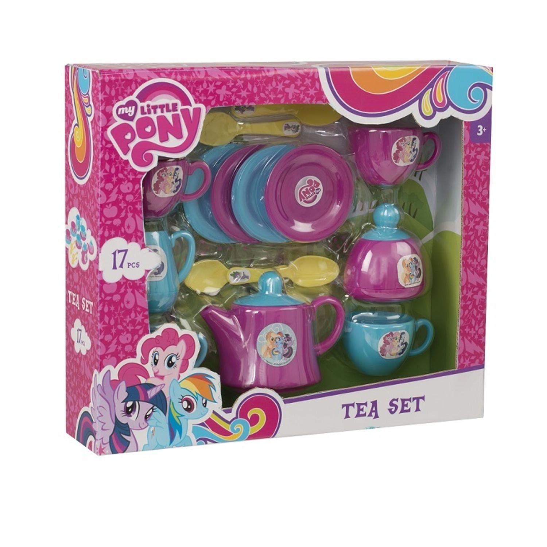Чайный набор - My Little PonyАксессуары и техника для детской кухни<br>Чайный набор - My Little Pony<br>