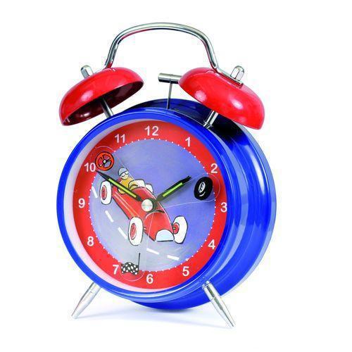Купить Часы-будильник - Гоночные машинки, Egmont