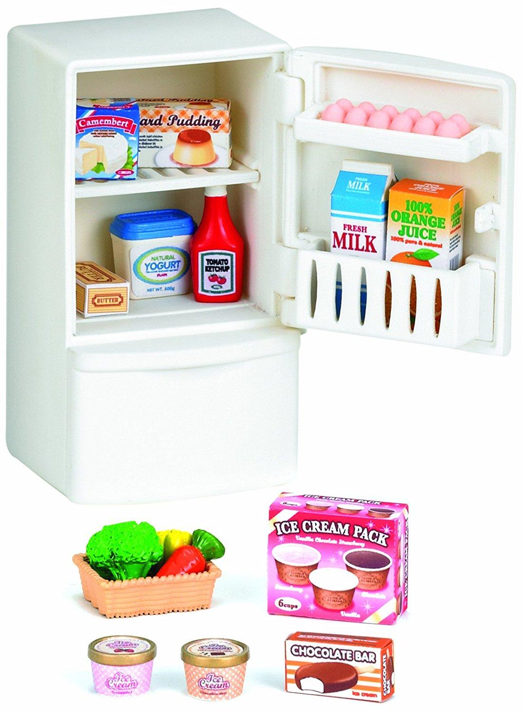 Sylvanian Families - Холодильник с продуктамиМебель<br>Sylvanian Families - Холодильник с продуктами<br>