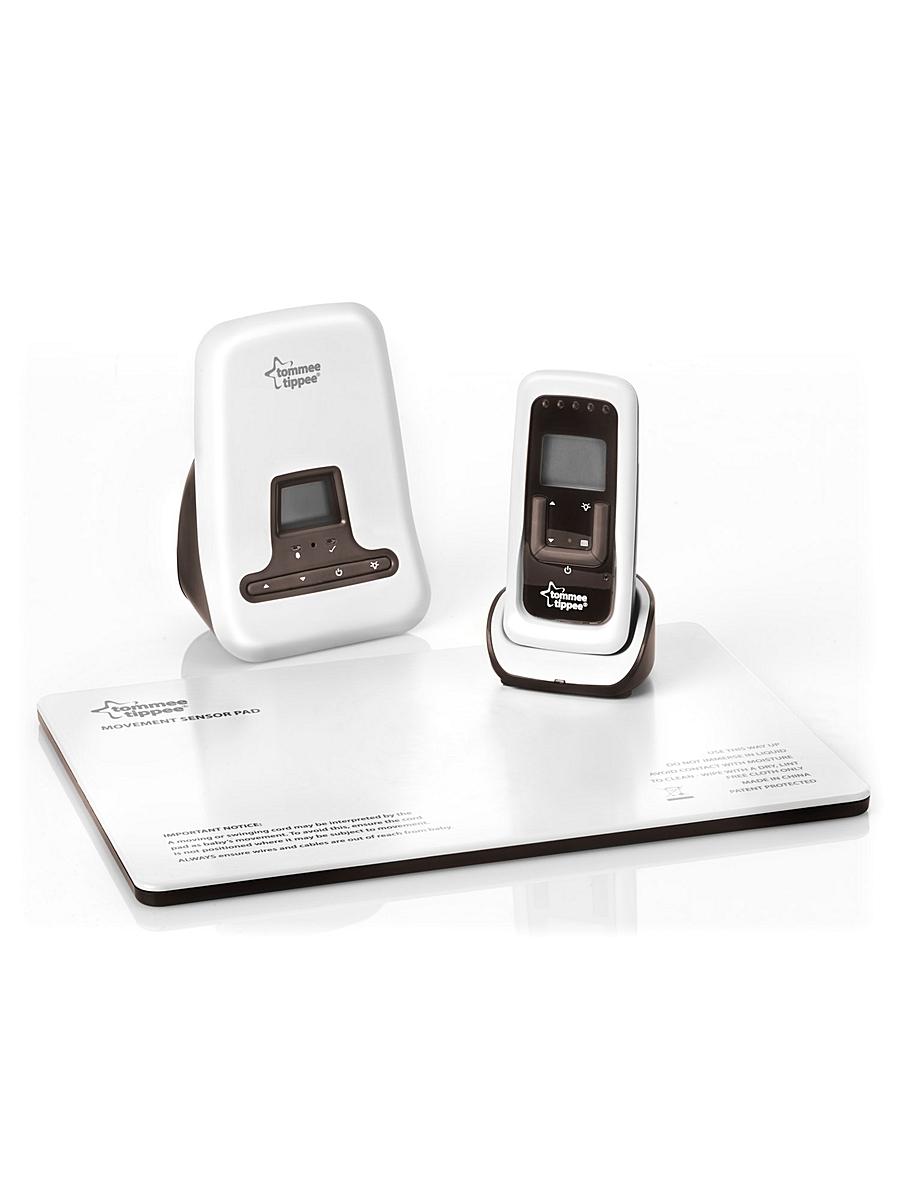 Радионяня Tommee Tippee 1402 с технологией Dect и сенсорным ковриком