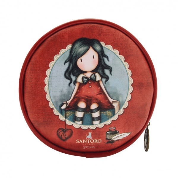 Круглая сумка для аксессуаров - My StoryДетские сумочки<br>Круглая сумка для аксессуаров - My Story<br>