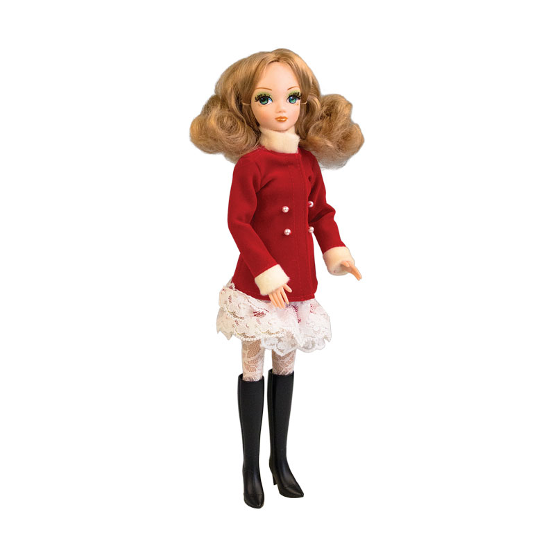 Кукла Sonya Rose, серия Daily collection, в красном пальто от Toyway
