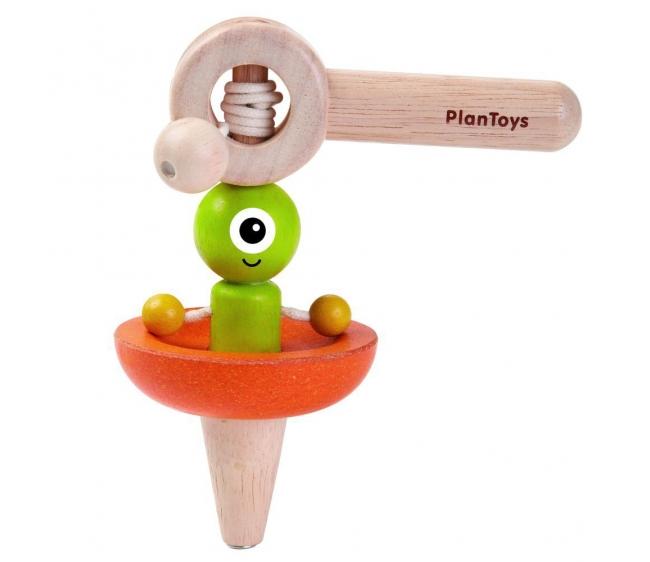 Купить Волчок Инопланетянин, Plan Toys