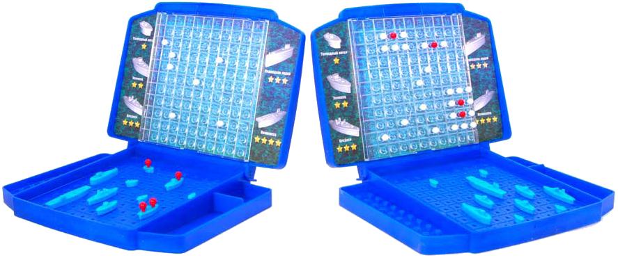 Игра настольная Морской бой-2, ретроМорской бой<br>Игра настольная Морской бой-2, ретро<br>