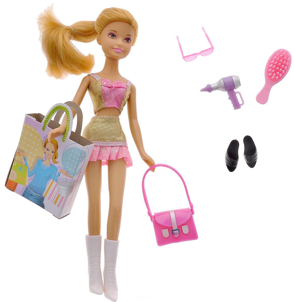 Кукла Lucy – Модница с аксессуарамиКуклы Defa Lucy<br>Кукла Lucy – Модница с аксессуарами<br>