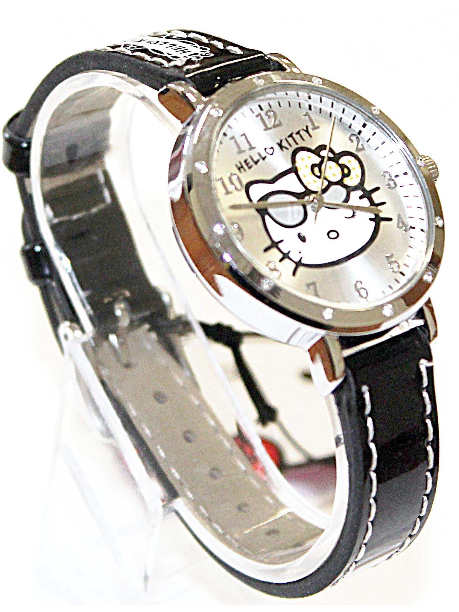 Часы наручные аналоговые Hello Kitty золотойДетские часы<br>Часы наручные аналоговые Hello Kitty золотой<br>
