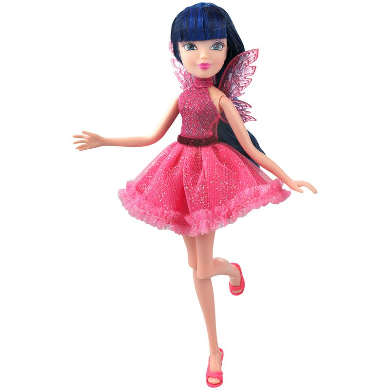 Кукла Муза из серии Winx Club Мода и магия-4Куклы Винкс (Winx)<br>Кукла Муза из серии Winx Club Мода и магия-4<br>