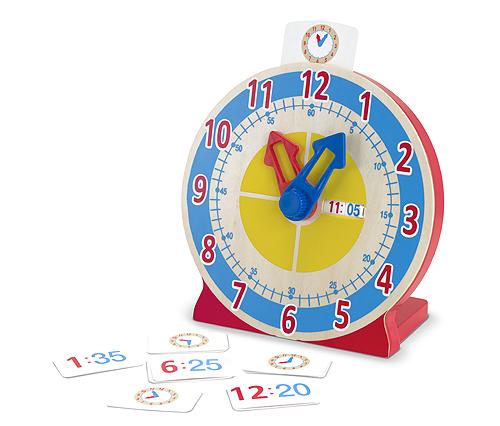 Часы с карточками-заданиями из серии Первые навыкиРазвивающие центры<br>Часы с карточками-заданиями из серии Первые навыки<br>