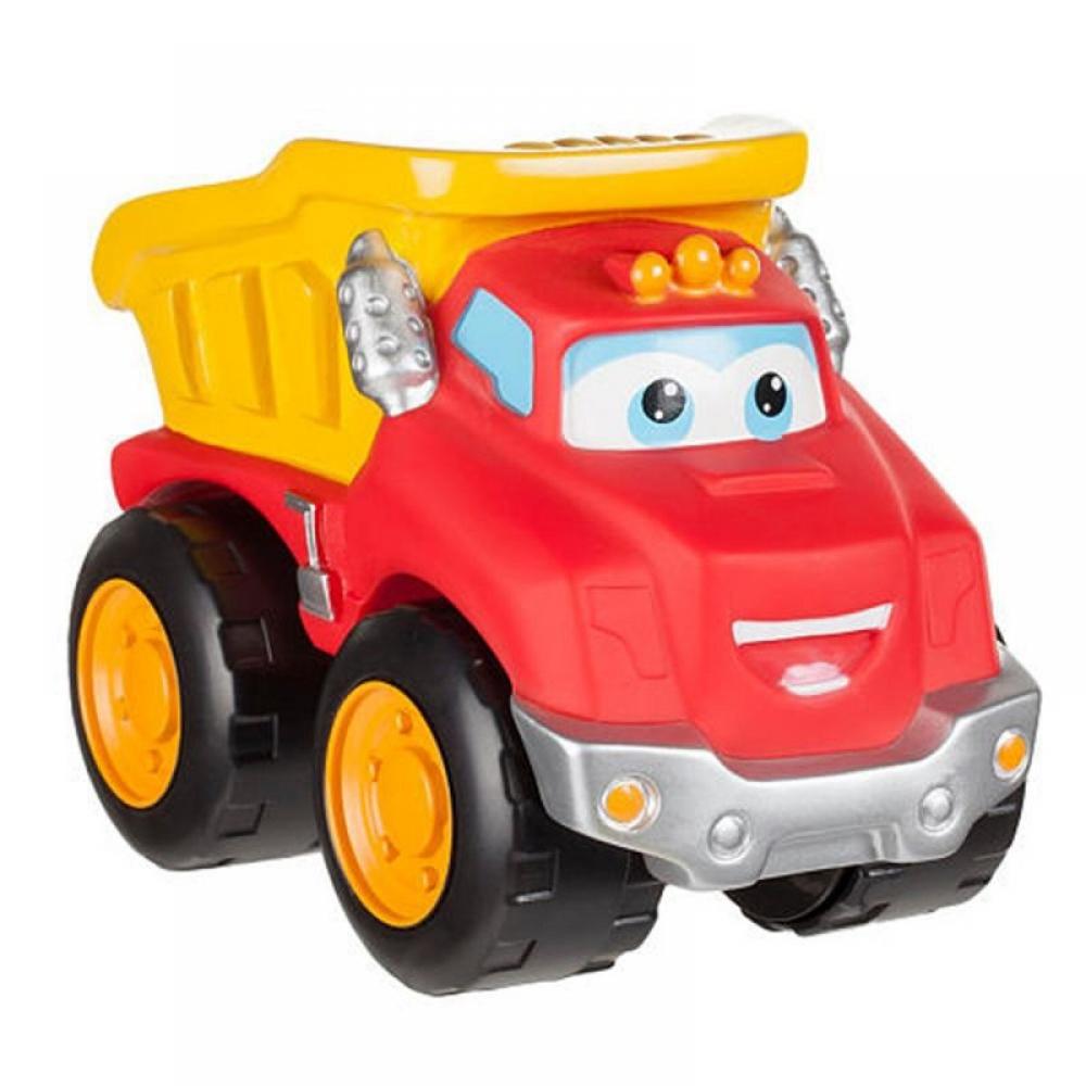 Машинка из серии Chuck &amp; Friends – Чак, 5 см.Машинки для малышей<br>Машинка из серии Chuck &amp; Friends – Чак, 5 см.<br>