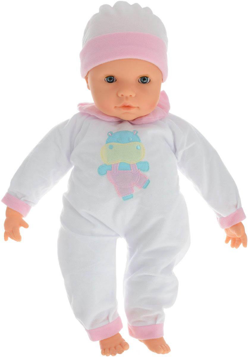 Озвученная кукла Пупс, реагирует на голос, 45 смПупсы<br>Озвученная кукла Пупс, реагирует на голос, 45 см<br>