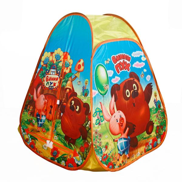 Детская игровая палатка Винни-ПухДомики-палатки<br>Детская игровая палатка Винни-Пух<br>