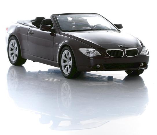 Коллекционная машинка BMW 654CI, масштаб 1:18BMW<br>Коллекционная машинка BMW 654CI, масштаб 1:18<br>