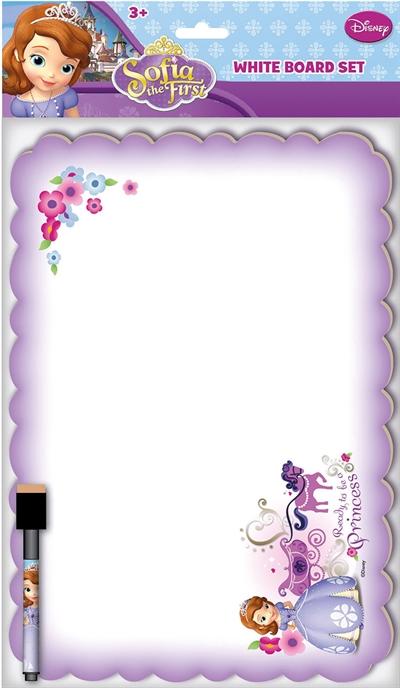 Доска для рисования с маркером Урок Софии, А5Доски и экраны для рисования<br>Доска для рисования с маркером Урок Софии, А5<br>