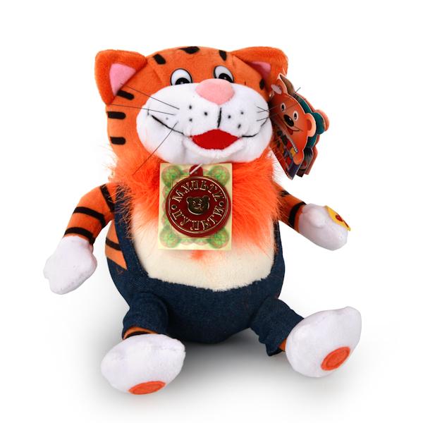 Мягкая игрушка  Кот 18 см - Игрушки Союзмультфильм, артикул: 143921