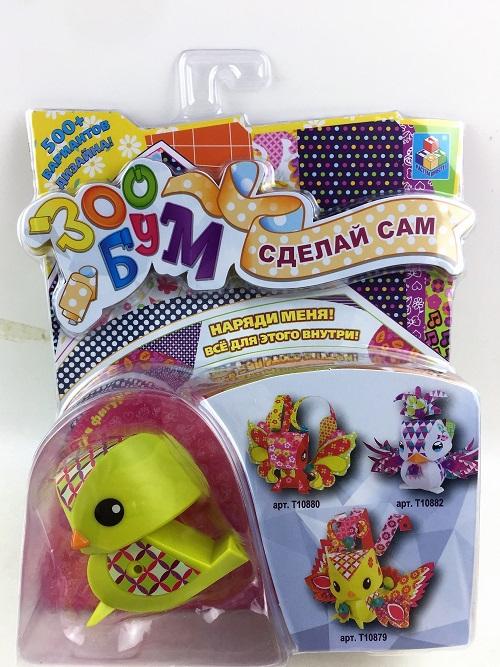 Набор для детского творчества ЗооБум - Птичка фото