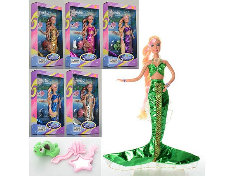 Кукла - Русалочка с аксессуарами, 33 см.Куклы Defa Lucy<br>Кукла - Русалочка с аксессуарами, 33 см.<br>