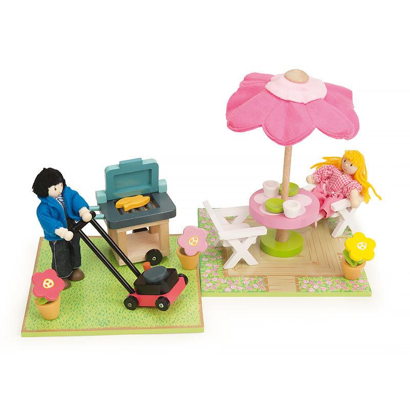 Игровой набор Le Toy Van - БарбекюКукольные домики<br>Игровой набор Le Toy Van - Барбекю<br>