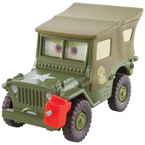 Коллекционная машинка из мультфильма Тачки - СержантCARS 3 (Игрушки Тачки 3)<br>Коллекционная машинка из мультфильма Тачки - Сержант<br>