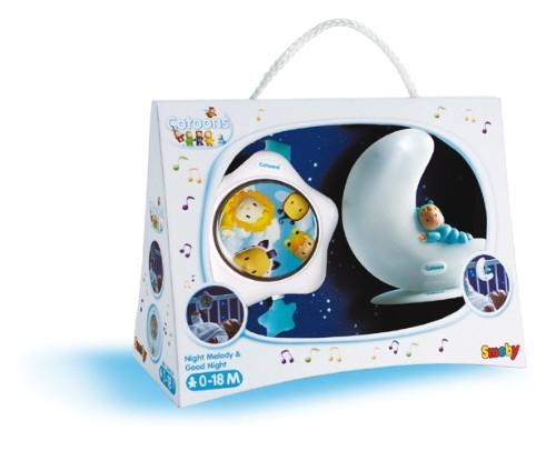 Музыкальная подвеска с ночникомМузыкальные ночники и проекторы<br>Музыкальная подвеска с ночником<br>